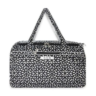 Ju-Ju-Be® Starlet Medium Duffle Bag in Platinum Petals