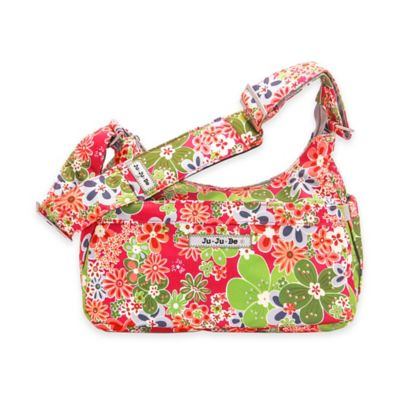 Ju-Ju-Be® HoBoBe Diaper Bag in Perky Perennials
