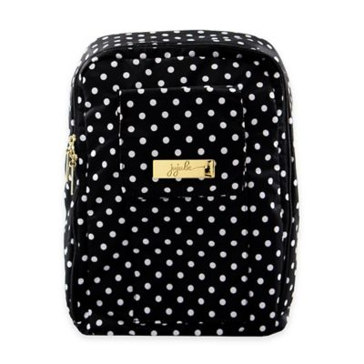 Ju-Ju-Be® Legacy Mini Be The Duchess Backpack in Black/White Dot