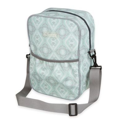 The Bumble Collection™ Le Chateau Beverage Cooler Bag in Majestic Mint