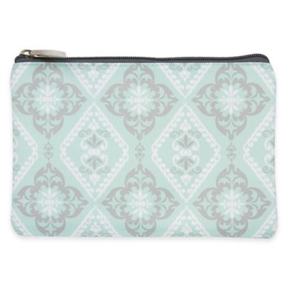 The Bumble Collection™ Le Chateau Multi-Use Zipper Bag in Majestic Mint
