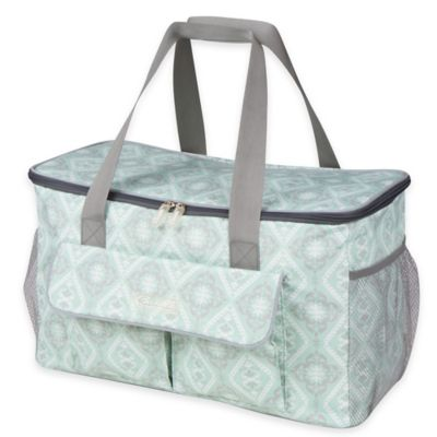 The Bumble Collection™ Down By The Shore Cooler Bag in Majestic Mint