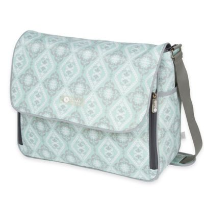 The Bumble Collection™ Super Tote Diaper Bag in Majestic Mint