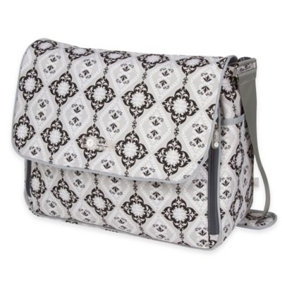 The Bumble Collection™ Super Tote Diaper Bag in Majestic Slate