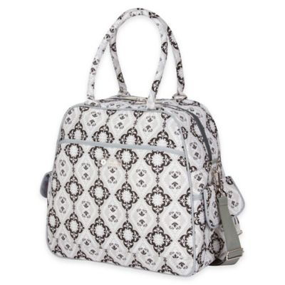 The Bumble Collection™ All in One Backpack Diaper Bag in Majestic Slate