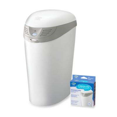 The First Years Clean Air Odor Free™ Diaper Disposal System