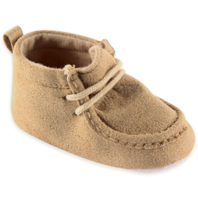Tan Suede Shoe