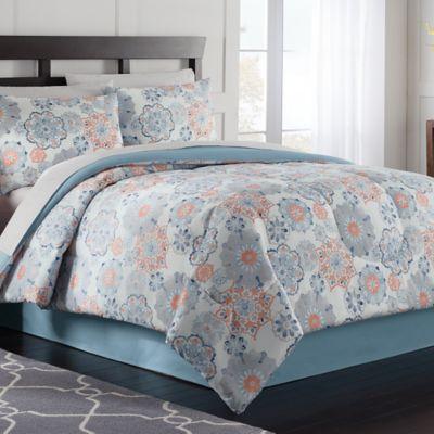 Reyes 8-Piece King Comforter Set