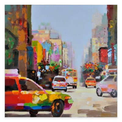 City Slickers Canvas Wall Art