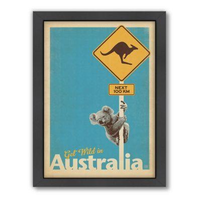 Koala Framed Wall Art by Anderson Design Group