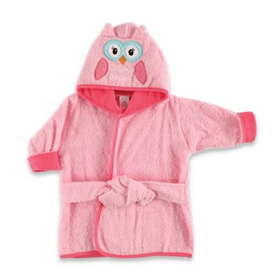 Baby Vision® Luvable Friends® Owl Animal Bathrobe