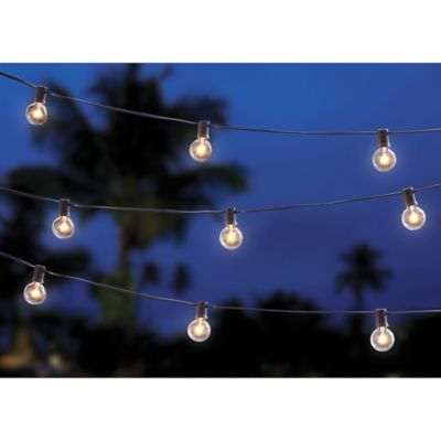 20-Bulb Solar String Lights