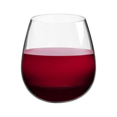 Tritan Stemless Wine Glass