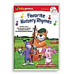 Baby Genius® Favorite Nursery Rhymes DVD