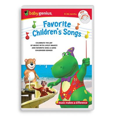 Baby Genius® Favorite Children's Songs DVD