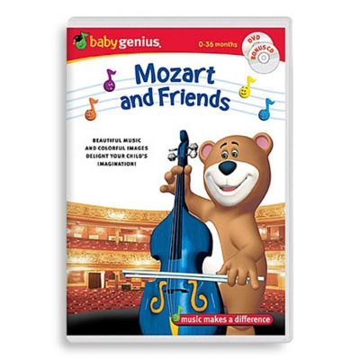 Baby Genius® Mozart and Friends DVD