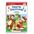 Baby Genius® Favorite Children's Sing-Alongs DVD