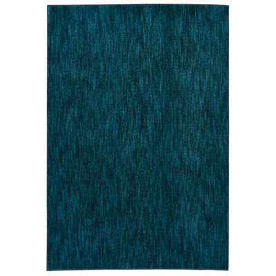Mohawk® Classic Works 5-Foot 3-Inch x 7-Foot 6-Inch Area Rug in Teal