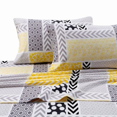 Yellow Deep Pockets Sheets