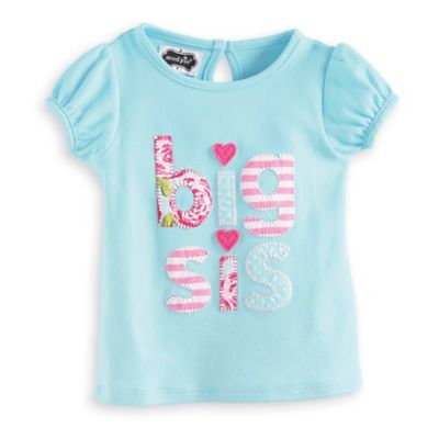 Mud Pie Appliqued T-Shirt
