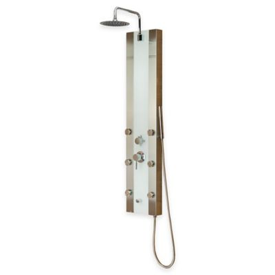 Pulse Tropicana Shower Spa