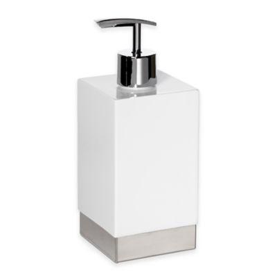 Stainless Steel Lotion Dispenser