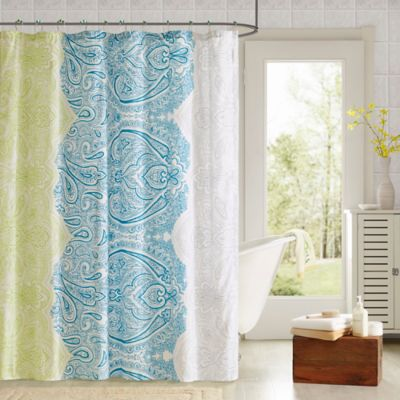 Naomi Shower Curtain in Multicolor