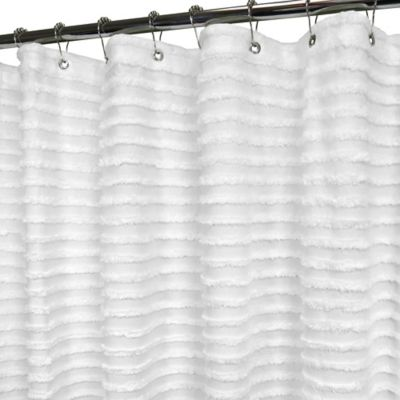Cotton Natural Shower Curtain