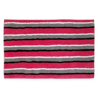 Bright Colored Bath Rugs