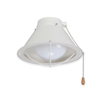 Emerson Seaside 1-Light Lamp Kit in Summer White