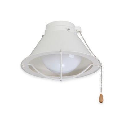 Emerson Seaside 1-Light Lamp Kit in Summer White
