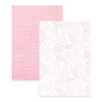 Organic Pink Blankets