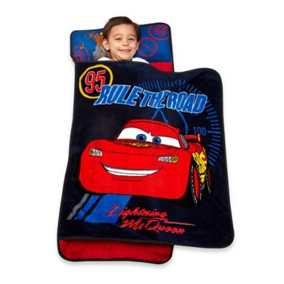 "Disney® ""Cars"" Rule the Road Toddler Nap Mat"