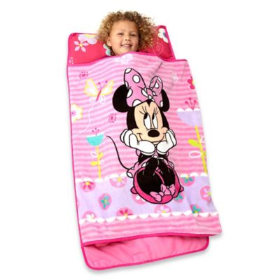 Napmats > Disney® Sweet as Minnie Toddler Nap Mat