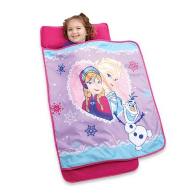 "Napmats > Disney® ""Frozen"" Sisterly Love Toddler Nap Mat"