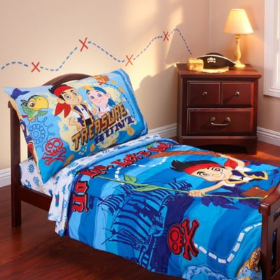 Blue Disney Bedding