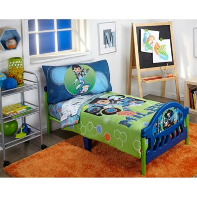 Disney® Miles from Tomorrowland 4-Piece Toddler Bedding Set