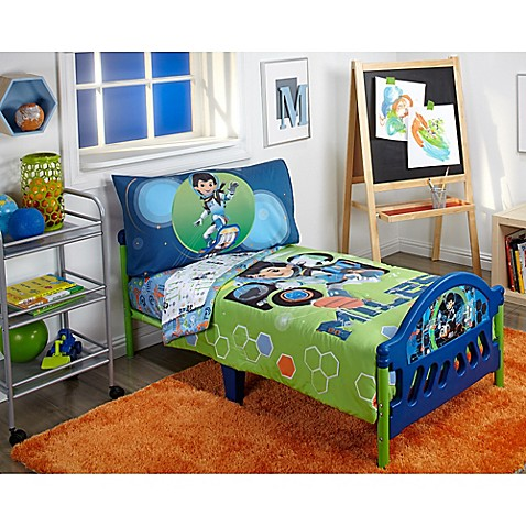 Disney 174 Miles From Tomorrowland 4 Piece Toddler Bedding
