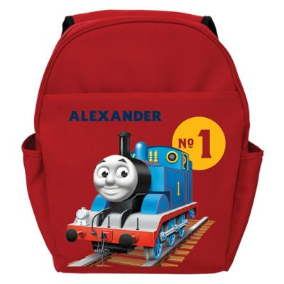 """Thomas & Friends """"No. 1"""" Toddler Backpack in Red"""