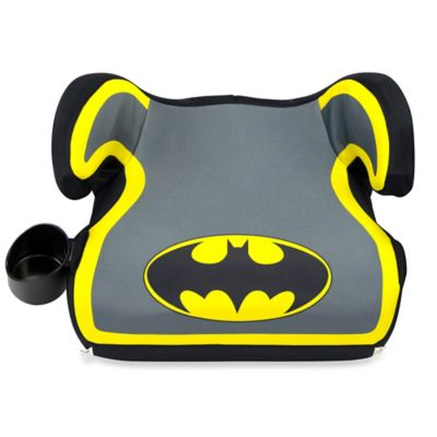 KidsEmbrace® Fun-Ride Batman Backless Booster Car Seat