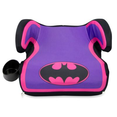 KidsEmbrace® Fun-Ride Batgirl Backless Booster Car Seat