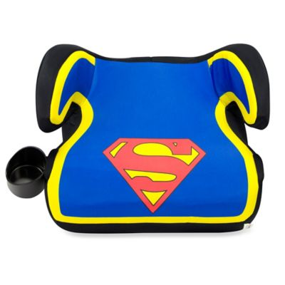 KidsEmbrace® Fun-Ride Superman Backless Booster Car Seat