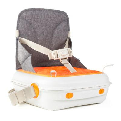 benbat™ YummiGo™ Portable Booster Seat in Gray/Orange