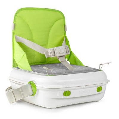 benbat™ YummiGo™ Portable Booster Seat in Green/Gray