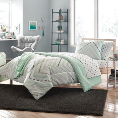 Nikki 7-Piece Twin/Twin XL Comforter Set