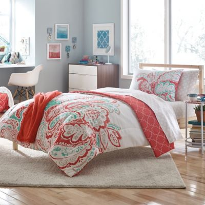 Aria 9-Piece Full Comforter Set