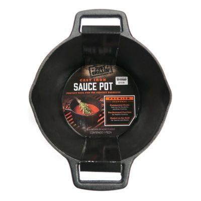 Black Sauce Pot