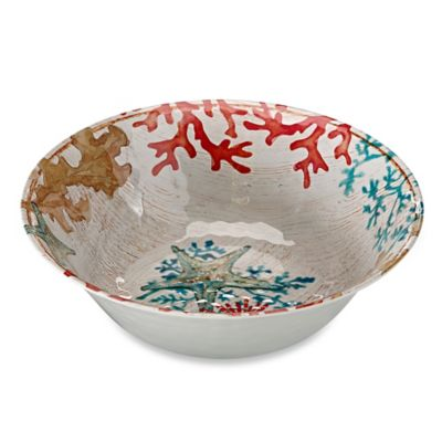 Cayman Melamine Large Bowl
