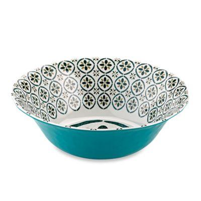 Deruta Melamine Large Bowl