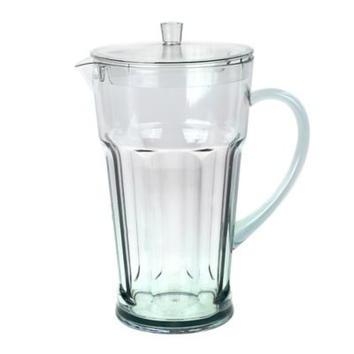 Retro-Inspired Melamine Pitcher